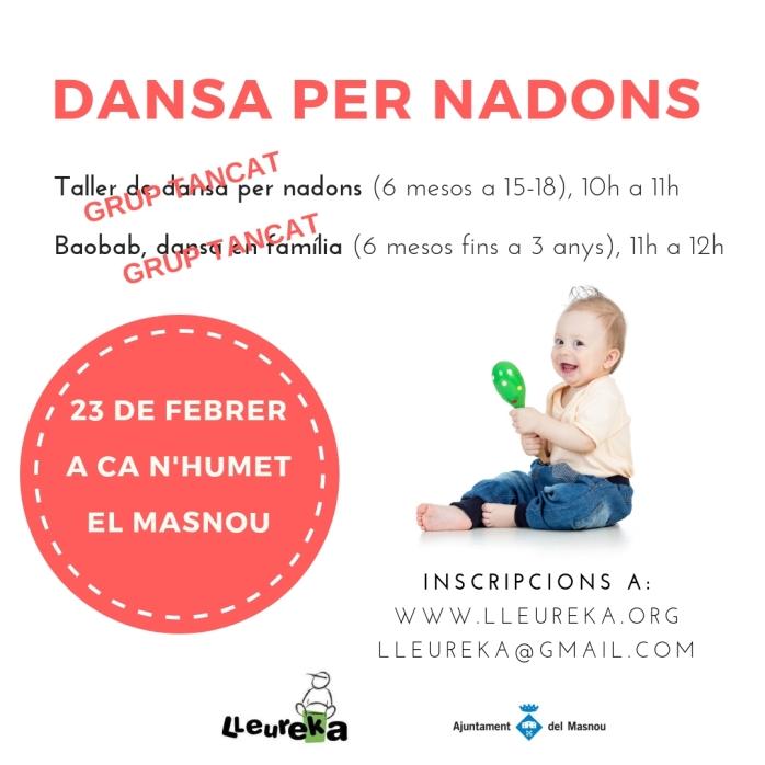 dansa per nadons